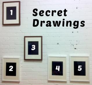 Secret Drawing Auction!